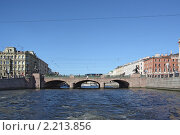Купить «Каналы Санкт-Петербурга», фото № 2213856, снято 16 августа 2010 г. (c) Емельянов Валерий / Фотобанк Лори