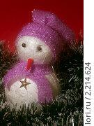 Купить «Новогодние елочный игрушки», фото № 2214624, снято 1 декабря 2010 г. (c) Никита Жигелев / Фотобанк Лори