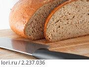 Хлеб. Стоковое фото, фотограф Погорелов Владимир / Фотобанк Лори