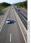"""Купить «Федеральная трасса М-4 """"Дон""""», эксклюзивное фото № 2275912, снято 19 июля 2010 г. (c) Дмитрий Неумоин / Фотобанк Лори"""