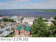 Нижний Новгород (2010 год). Редакционное фото, фотограф Равиль Рафагутдинов / Фотобанк Лори