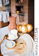 Купить «Деревенская еда», фото № 2277536, снято 10 июля 2010 г. (c) Яков Филимонов / Фотобанк Лори