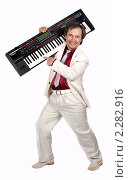 Музыкант (2010 год). Редакционное фото, фотограф Алина Платкова / Фотобанк Лори