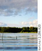 Озеро. Стоковое фото, фотограф Алексей Кречетов / Фотобанк Лори