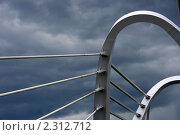 Элемент вантового моста (2009 год). Стоковое фото, фотограф Яцун Алена / Фотобанк Лори