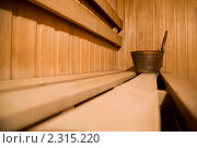 Купить «Баня», фото № 2315220, снято 24 октября 2009 г. (c) Losevsky Pavel / Фотобанк Лори