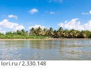 Купить «Необитаемый остров. Доминиканская республика», фото № 2330148, снято 30 декабря 2009 г. (c) Екатерина Овсянникова / Фотобанк Лори