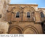 Иерусалим. Храм гроба Господня. (2009 год). Стоковое фото, фотограф Титова Елена / Фотобанк Лори