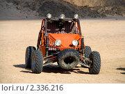 Купить «Багги в пустыне, Египет», фото № 2336216, снято 30 декабря 2010 г. (c) Васильева Татьяна / Фотобанк Лори