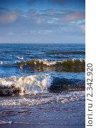 Купить «Балтийское море», фото № 2342920, снято 3 июля 2020 г. (c) Анна Лурье / Фотобанк Лори