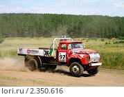 Купить «Автокросс (Реж, 2010)», фото № 2350616, снято 10 июля 2010 г. (c) Art Konovalov / Фотобанк Лори