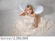 Девочка. Стоковое фото, фотограф Ирина Сучкова / Фотобанк Лори