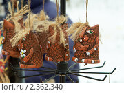 Купить «Ярмарка ремесел на Масленицу», фото № 2362340, снято 1 марта 2009 г. (c) Ольга Красавина / Фотобанк Лори