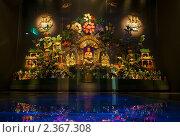"Купить «""Сукхавати-Чистая земля будды Амитабхи"" (""Буддийский рай"")», эксклюзивное фото № 2367308, снято 9 января 2011 г. (c) Румянцева Наталия / Фотобанк Лори"