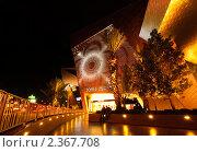 Купить «Ночной Лас-Вегас (2011, Невада, США)», фото № 2367708, снято 14 февраля 2010 г. (c) Иванова Марина / Фотобанк Лори