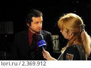 Купить «Отар Кушанашвили», фото № 2369912, снято 18 февраля 2011 г. (c) Александр Подшивалов / Фотобанк Лори