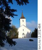 Белая церковь (2009 год). Стоковое фото, фотограф Andrei Prokofjev / Фотобанк Лори