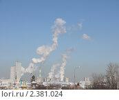 Москва зимой (2011 год). Стоковое фото, фотограф Олег Резчиков / Фотобанк Лори