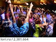 Дискотека (2010 год). Редакционное фото, фотограф Евгений Панченко / Фотобанк Лори