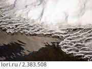 Купить «Тает лед», фото № 2383508, снято 1 марта 2011 г. (c) Сергей Паникратов / Фотобанк Лори