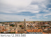 Купить «Вид на Бургос», фото № 2393580, снято 27 июня 2009 г. (c) Elena Monakhova / Фотобанк Лори