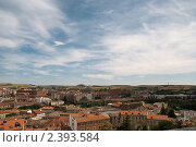 Вид на Бургос (2009 год). Стоковое фото, фотограф Elena Monakhova / Фотобанк Лори