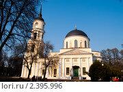 Троицкий собор (2009 год). Редакционное фото, фотограф Устюгова Дарья / Фотобанк Лори