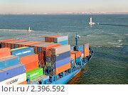 Порт (2010 год). Редакционное фото, фотограф Евгений Калищук / Фотобанк Лори