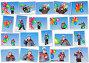"""Коллаж на тему """"Мальчик с воздушными шариками"""", фото № 2419056, снято 18 марта 2011 г. (c) Галина Онищенко / Фотобанк Лори"""
