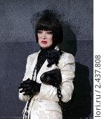Купить «Людмила Гурченко», эксклюзивное фото № 2437808, снято 20 сентября 2004 г. (c) Сергей Лаврентьев / Фотобанк Лори