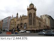 Купить «Здание театра Форум в Мельбурне», фото № 2444876, снято 3 августа 2010 г. (c) Elena Monakhova / Фотобанк Лори
