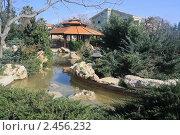 Японский сад (2011 год). Редакционное фото, фотограф Яна Векуа / Фотобанк Лори