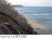 Купить «Светлогорск. Вид с откоса», эксклюзивное фото № 2457640, снято 3 апреля 2011 г. (c) Svet / Фотобанк Лори
