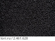 Купить «Сырьё для производства полиэтиленовых труб. Чёрного цвета.», фото № 2461628, снято 19 марта 2011 г. (c) Александр Шутов / Фотобанк Лори