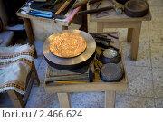 Купить «Рабочее место мастера чеканщика», фото № 2466624, снято 17 марта 2011 г. (c) Okssi / Фотобанк Лори