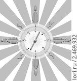 Рисунок компас. Стоковая иллюстрация, иллюстратор Mihhail Fainstein / Фотобанк Лори