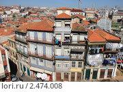 Португальские домики (2011 год). Стоковое фото, фотограф Иваницкая Евгения / Фотобанк Лори