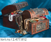 Купить «Сундуки с сокровищами», фото № 2477812, снято 23 февраля 2009 г. (c) Яков Филимонов / Фотобанк Лори