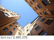 Купить «Двор жилого дома, Хельсинки», фото № 2485376, снято 30 июля 2009 г. (c) Vladimir Fedoroff / Фотобанк Лори