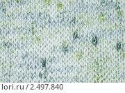 Трикотажная текстура. Стоковое фото, фотограф Виктория Кононова / Фотобанк Лори