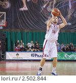 Купить «Марко Маринович. Баскетбольный матч», фото № 2502844, снято 23 апреля 2011 г. (c) Pavel Shchegolev / Фотобанк Лори
