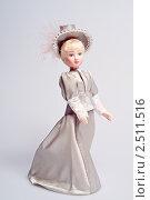 Купить «Фарфоровая кукла», фото № 2511516, снято 3 мая 2011 г. (c) Алексей Лучин / Фотобанк Лори