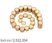 Купить «Монеты», фото № 2522204, снято 8 мая 2011 г. (c) Юрий Плющев / Фотобанк Лори