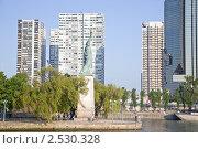Купить «Париж», фото № 2530328, снято 3 мая 2011 г. (c) Parmenov Pavel / Фотобанк Лори