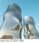 Архитектурная абстракция, иллюстрация № 2531356 (c) Юрий Бельмесов / Фотобанк Лори