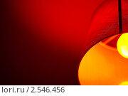 Купить «Лампа с абажуром», фото № 2546456, снято 21 ноября 2018 г. (c) Фадеева Марина / Фотобанк Лори