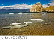Купить «Последние льдины весной на Байкале», фото № 2559788, снято 22 мая 2011 г. (c) Виктория Катьянова / Фотобанк Лори