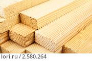 Купить «Деревянные доски», фото № 2580264, снято 6 июня 2011 г. (c) Сергей Телеш / Фотобанк Лори