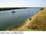 Донской пейзаж. Стоковое фото, фотограф Валерий Шевяков / Фотобанк Лори