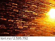 Ночные огни. Стоковое фото, фотограф Екатерина Петрухина / Фотобанк Лори